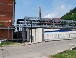 Slika 9: Tehnološki most 1, Železarna Ravne