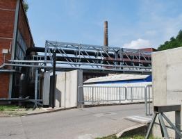Slika 10: Tehnološki most 1, Železarna Ravne